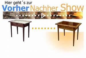 Möbel Vorher Nachher : schwarz restaurierungen ~ Markanthonyermac.com Haus und Dekorationen