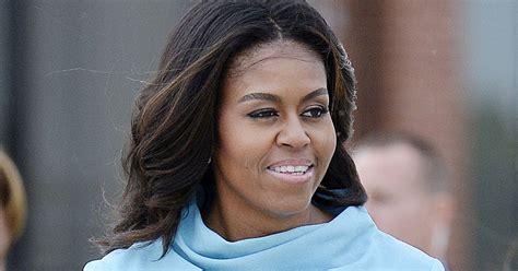 Michelle, Malia & Sasha Obama Look Picture Perfect For