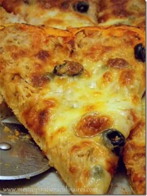 recette pizza rapide et facile 224 la p 226 te magique 10 min