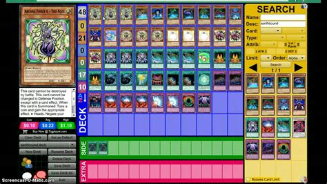 earthbound deck 2015 build but