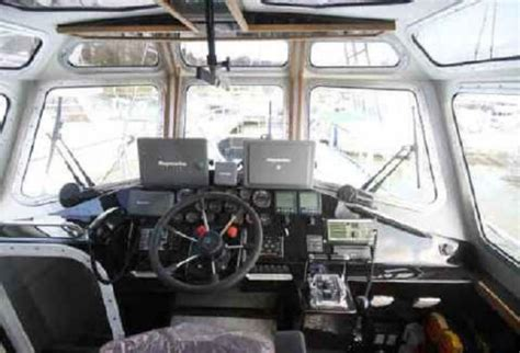 Interceptor 42 Boats For Sale by New Safehaven Interceptor 42 Pilot For Sale Boats For
