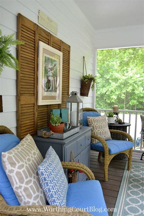 best 25 screened porch decorating ideas on