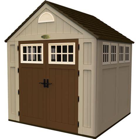 suncast 7 5 x 7 alpine shed walmart