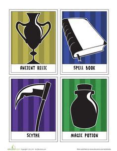 Scary Story Cards Characters  See Best Ideas About Scary Stories, Cards And Worksheets