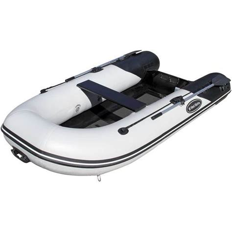 Inflatable Boats Hull by West Marine Rib 310 Aluminum Hull Inflatable Boat Black