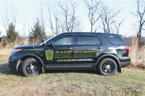 Pa Fish And Game Boat Title by New Name Same Job For Pgc Game Wardens Times Leader
