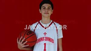 14 YO Jack Taylor 2016-17 Basketball Highlights - YouTube