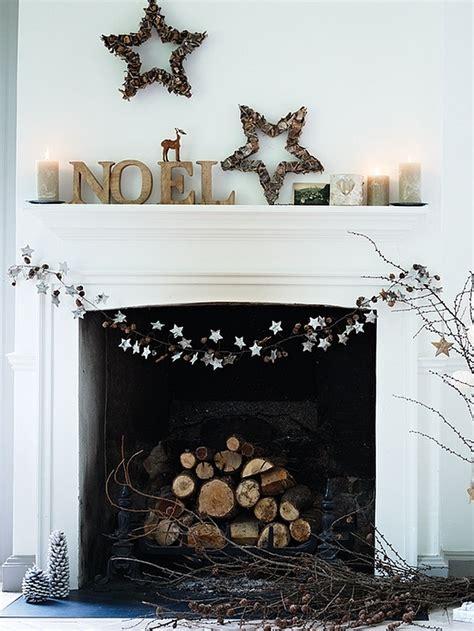 Schouw Versieren by 50 Christmas Mantle Decoration Ideas