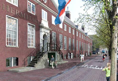 Museum Amsterdam Hermitage by Hermitage Amsterdam Opent Deuren Op 20 Juni