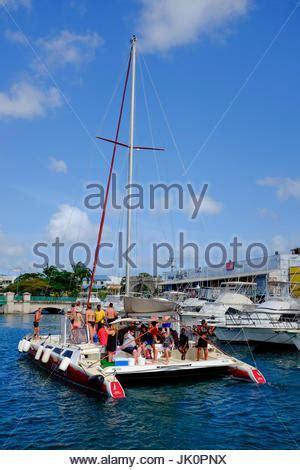 Catamaran For Sale Barbados by Boats In Marina Bridgetown Barbados Stock Photo 19986378