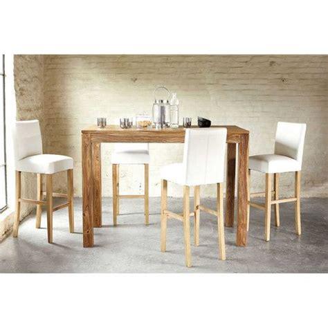 17 best ideas about table haute bois on table haute bar table bar cuisine and table