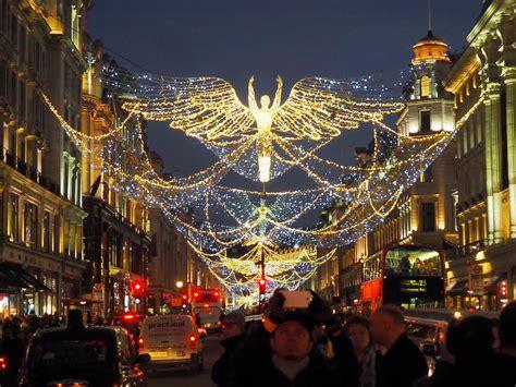 Christmas Lights In London Hannatalks