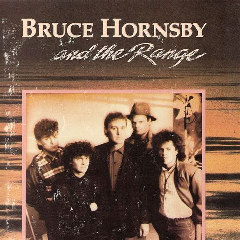 1986 bruce hornsby and the range the way it is album book from romancingthepast on ruby