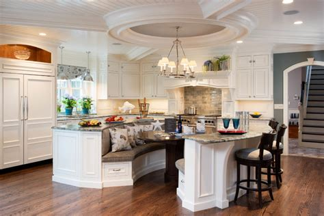 island for eight traditional kitchen other by delicious kitchens interiors llc