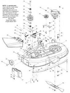 troy bilt 42 mower deck parts diagram troy free engine image for user manual