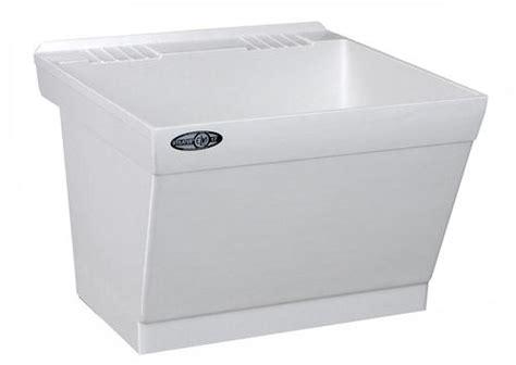 mustee utilatub laundry tub wall at menards 174