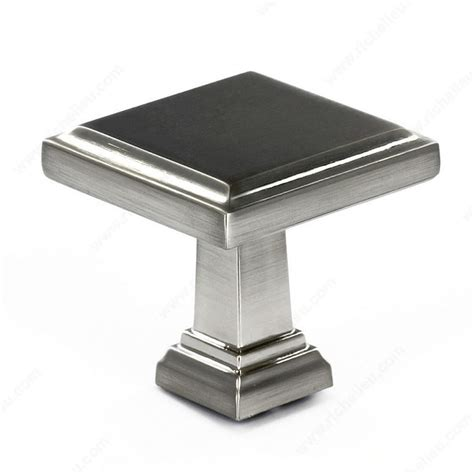 transitional metal knob 7953 richelieu hardware