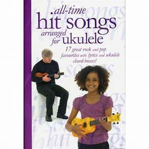WISE PUBLICATIONS UKULELE ALL TIME HIT SONGS 17 ROCK AND ...