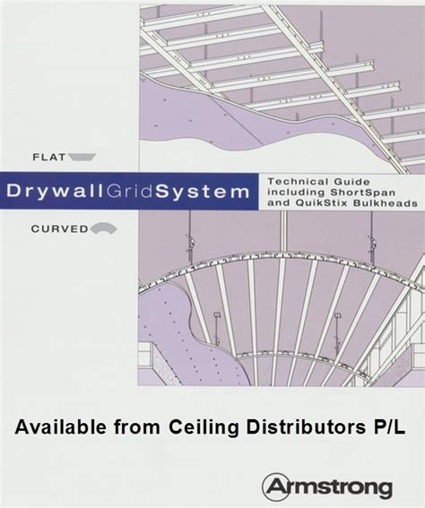 drywall grid systems armstrong ceiling distributors