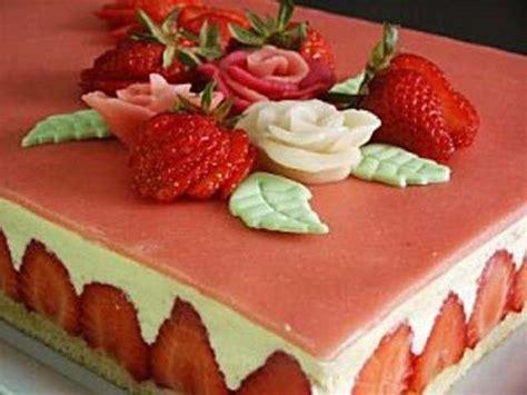 les meilleures recettes de fraisier
