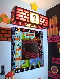 Gaming Zimmer Ideen : verdauung im 8 bit land pinterest ideen f rs zimmer jungszimmer und videospiele ~ Markanthonyermac.com Haus und Dekorationen