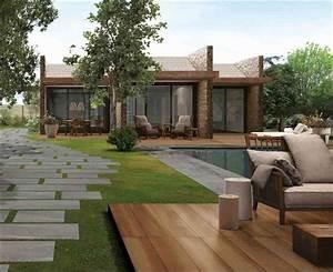 Terracotta Fliesen Terrasse : terrassenplatten 2cm feinsteinzeug terrassen fliesen ~ Markanthonyermac.com Haus und Dekorationen