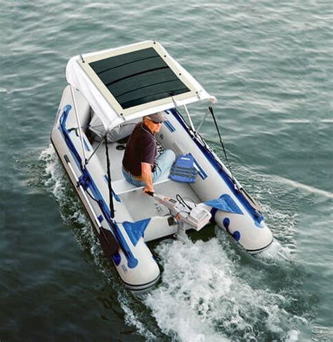 Motorboat In Hindi by Using Solar Power To Run Electric Boats Metaefficient