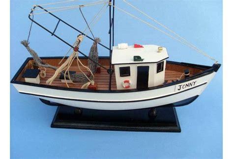 Shrimp Boat Jenny by Forest Gump Boat Jenny Model