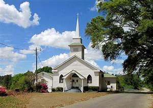 First United Methodist Church at St. Stephens, AL (ca ...