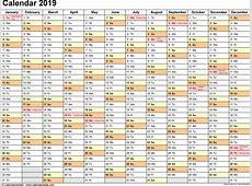 Printable Free School Holidays 2019 Calendar Singapore