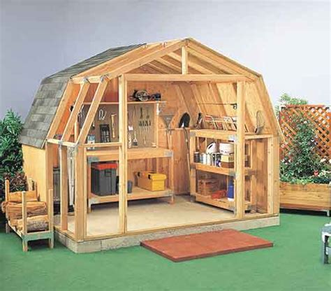 8x8 wood shed 8x8 diy chellsia