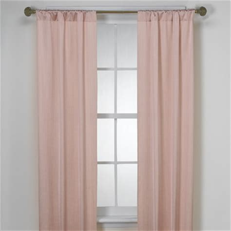 pink satin window panels modern curtains by