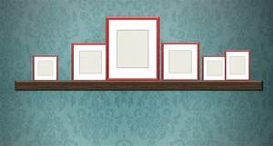 Bilder Für Die Wand : anleitung bilder arrangieren und positionieren ~ Markanthonyermac.com Haus und Dekorationen