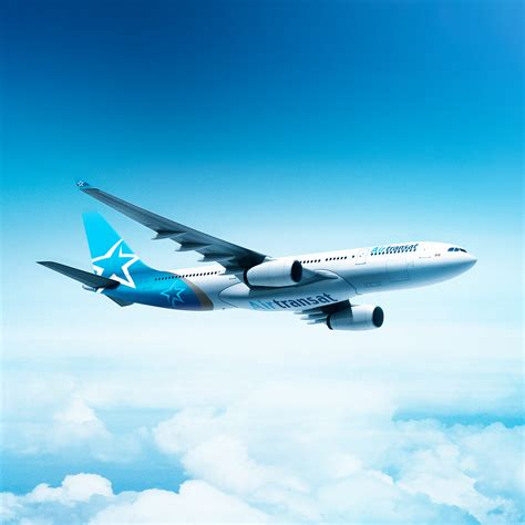 air transat s new colours the 2017 livery experience transat
