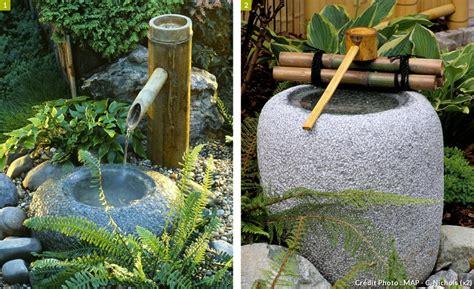 9 exemples de fontaines pour votre jardin d 233 tente jardin