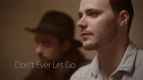 Don't Ever Let Go (cover By Josh Ross