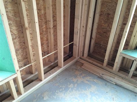 DoubleStud Wall Framing  Stud Wall Construction
