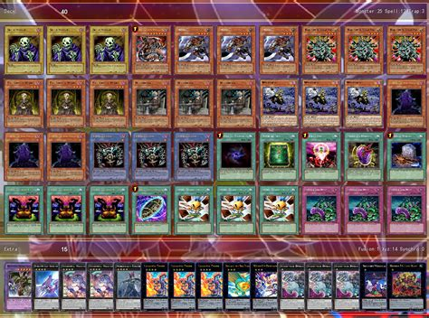skull servant deck and detailed explanation on how the deck will work after the release of