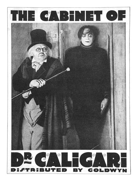 appreciation for classic the cabinet of dr caligari 1920