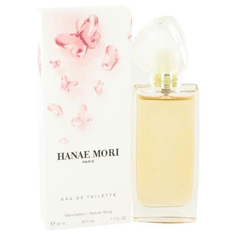 hanae mori by hanae mori eau de toilette spray 1 7 oz for