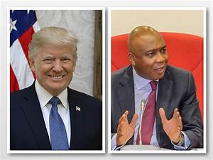 Saraki, Murray-Bruce, others to attend launch of Trump's ...