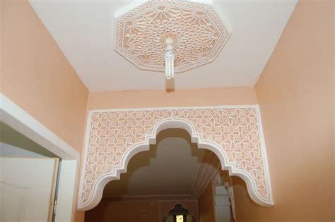 d 233 coration maison marocaine platre
