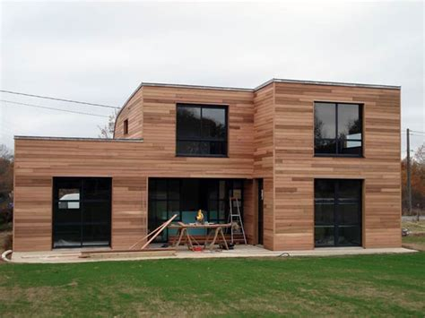 faire construire une maison en bois ou une maison traditionnelle construire facile