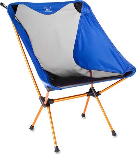 lightweight cing chair pedalling along