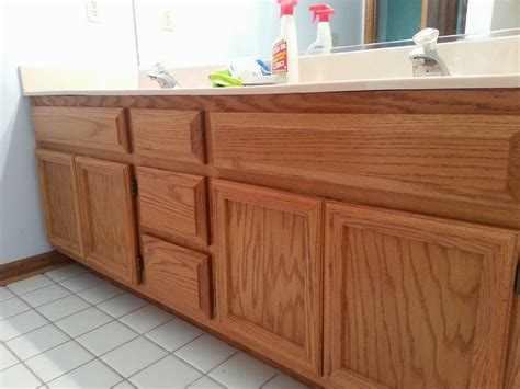 give it a go gel staining cabinets