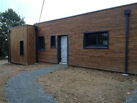 peinture des menuiseries ext 233 rieures une maison 224 ossature bois en loire atlantique