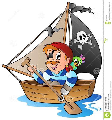 Dessin Animé Bateau Pirate by Jeune Pirate 1 De Dessin Anim 233 Illustration De Vecteur