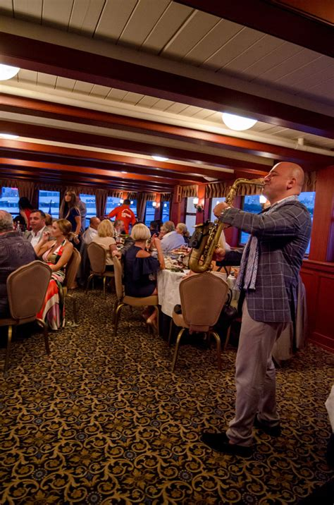 Corporate Boat Party Nyc by Boat Catering Nyc Orange Grill Restaurant