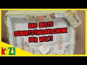 Geburtstagsgeschenk Basteln Freundin : das beste geburtstagsgeschenk der welt sweet love bilderrahmen selber basteln deutsch ~ Markanthonyermac.com Haus und Dekorationen