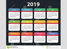 Download Kalender 2019 Masehi 1440 Hijriyah Corel Gratis